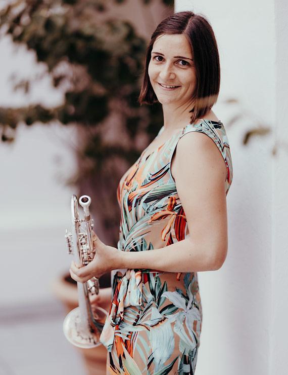 Elisabeth Fessler - HARMONIC BRASS