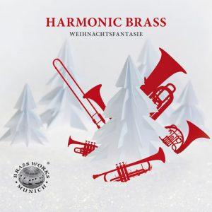 CD Harmonic Brass - Weihnachtsfantasie