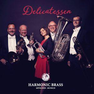 CD Harmonic Brass - Delicatessen