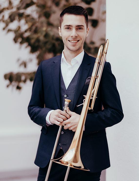 Alexander Steixner - HARMONIC BRASS