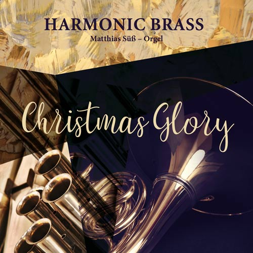 CD Harmonic Brass - Christmas Glory