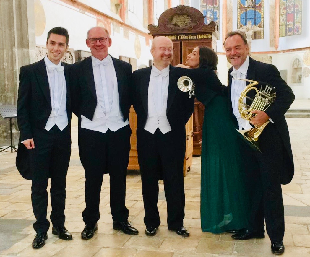 HARMONIC BRASS - Blechbläserensemble seit 1991 - München